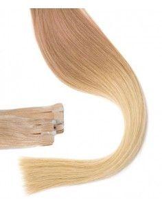 echthaarverlängerung ombré hair