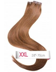 Tape Hair Brun 70cm