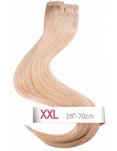 Tape Hair 70 cm honig Blond