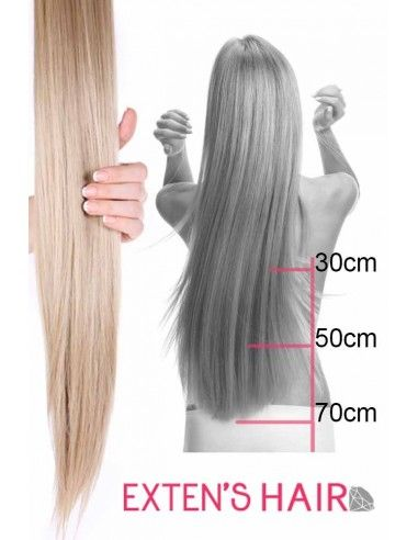 Haarverlangerung extensions bondings