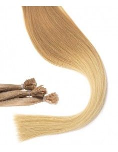 Extensions à Chaud Ombré Hair Blond miel - 50 cm