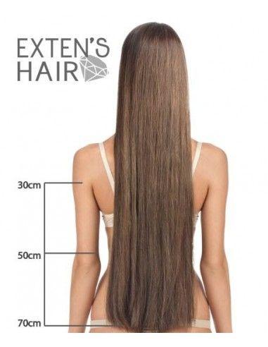 Ombre extensions 70 cm
