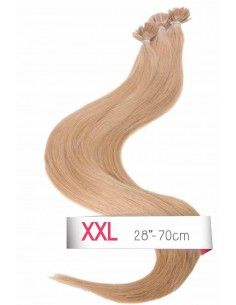 Extension Cheveux à chaud Blond Miel 70cm