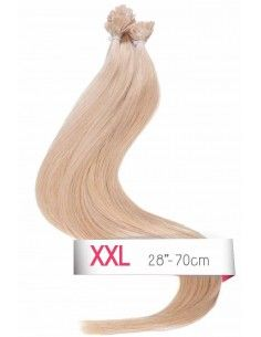 Extension à chaud 70 cm blond clair