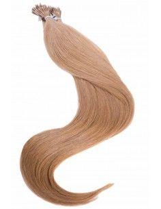 Extension cheveux à froid Noisette 50 cm