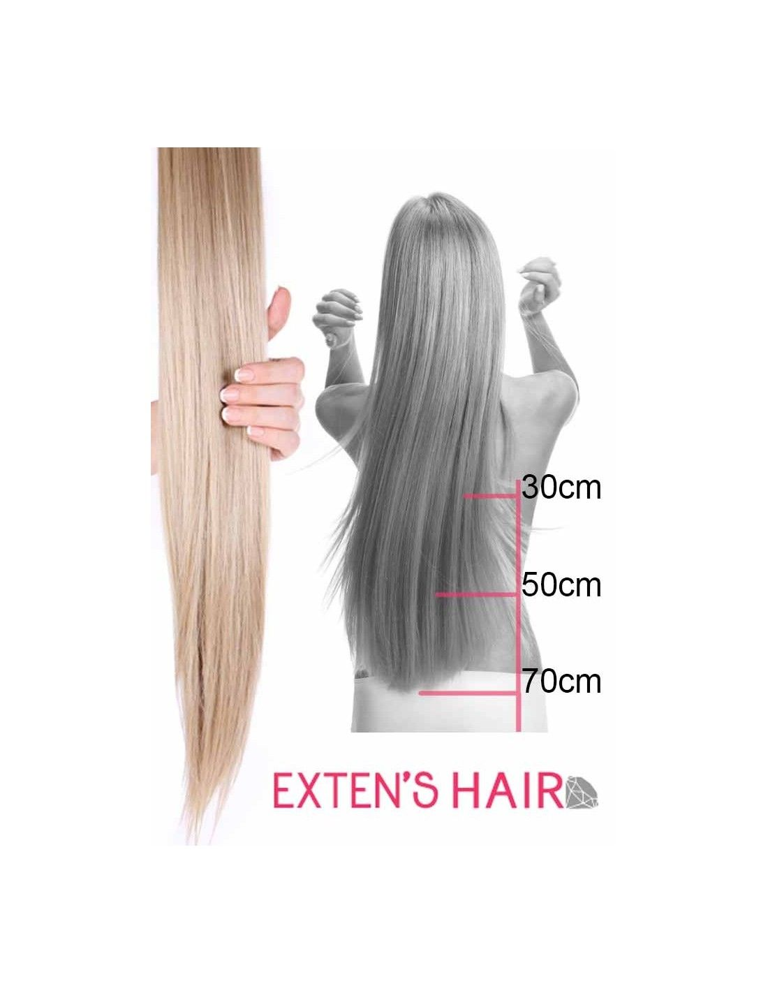 Microring extensions 70 cm