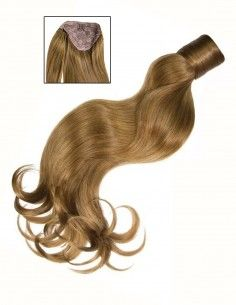Postiche pony extensions