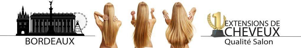 Extensions de cheveux Bordeaux