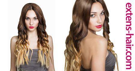 Extensions de cheveux à Sion avant après