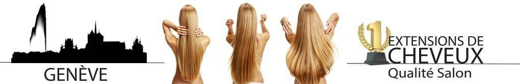 Extensions de cheveux Genève