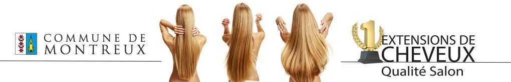 Extensions de cheveux Montreux