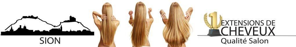 Extensions de cheveux Sion