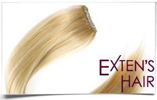 Clip In Haarverdichtung