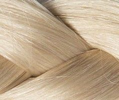 extension kératine cheveux blond platine