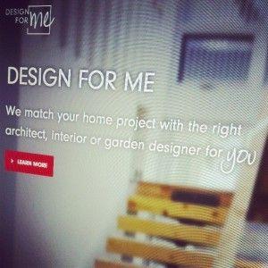 Design For Me webpage