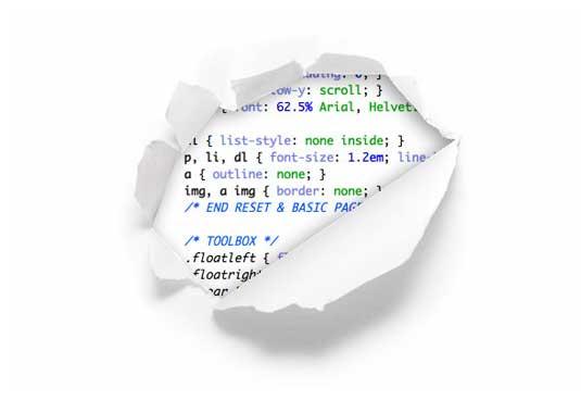 Coding through paper