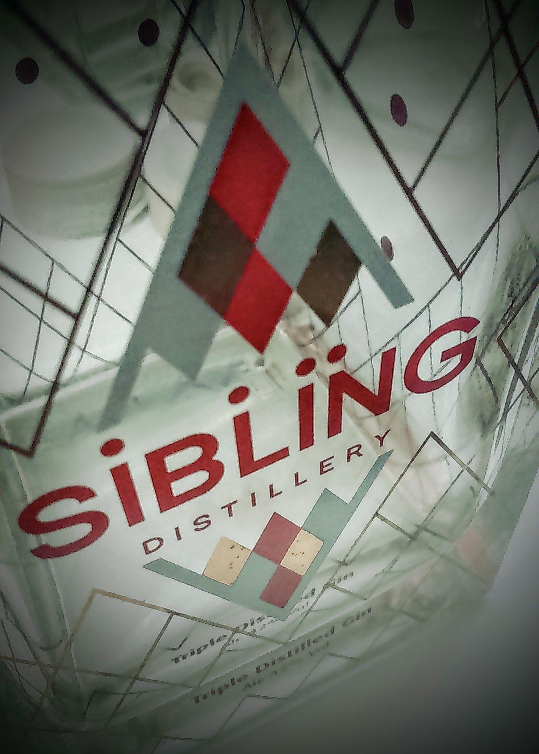 Sibling Distillery Gin Bottle