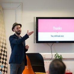 Andy- Presentation finish