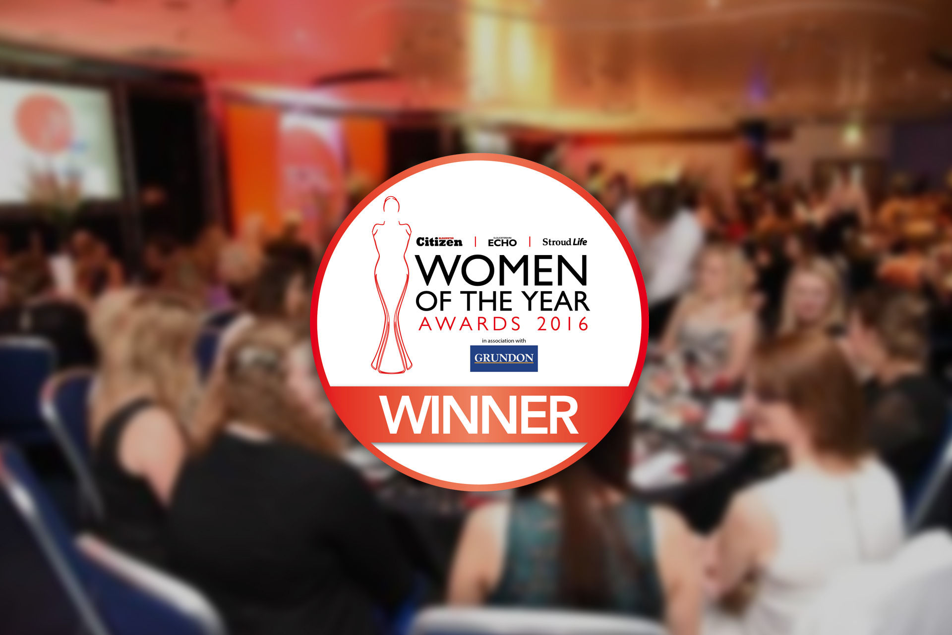 Gloucestershire Women of the Year Awards 2016