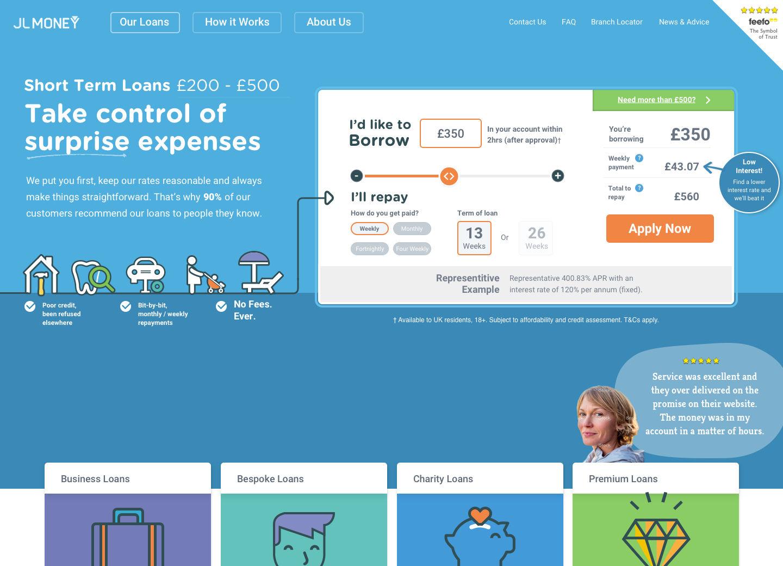 JL Money Web Design 1.1