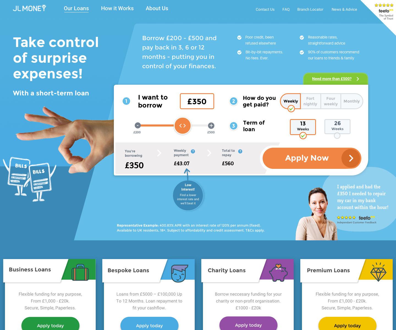 JL Money Web Design 2.1