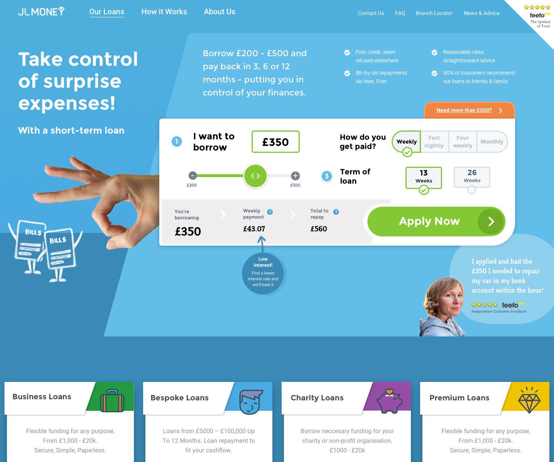 JL Money Web Design 2.0