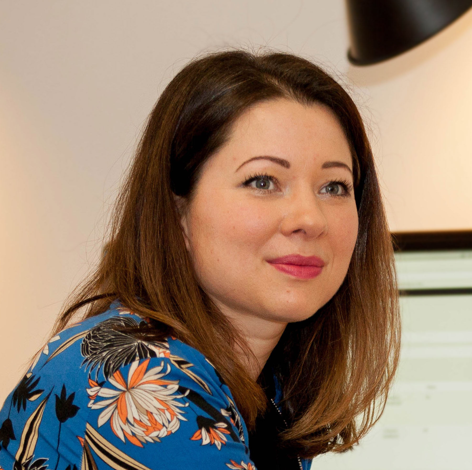 Georgina Thorne - Digital Marketing Director