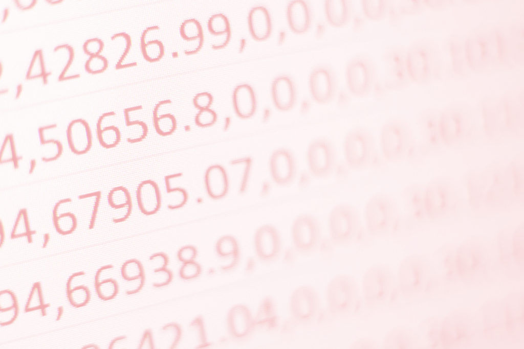 Domain names as numbers