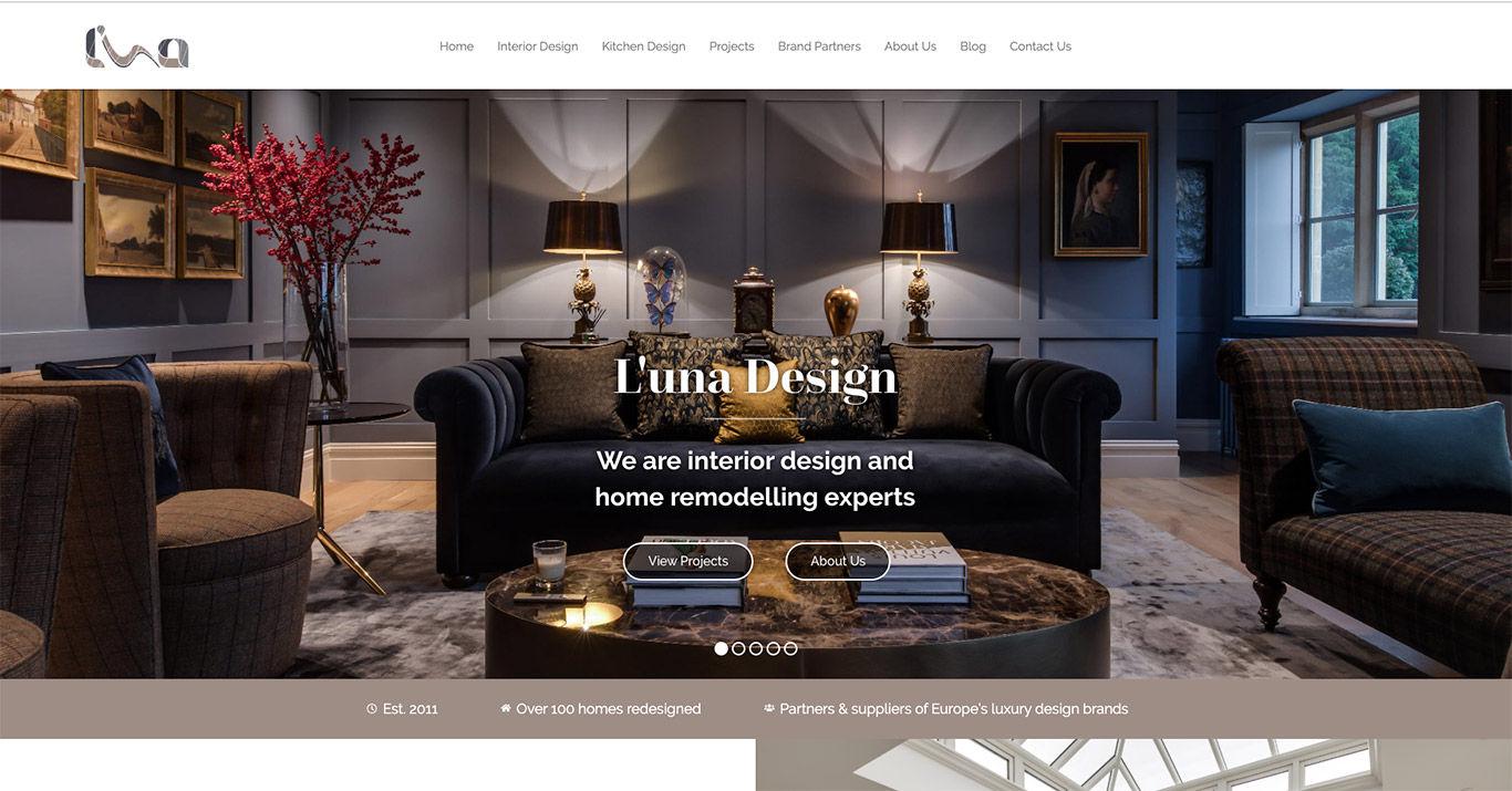 Luna Design Portfolio