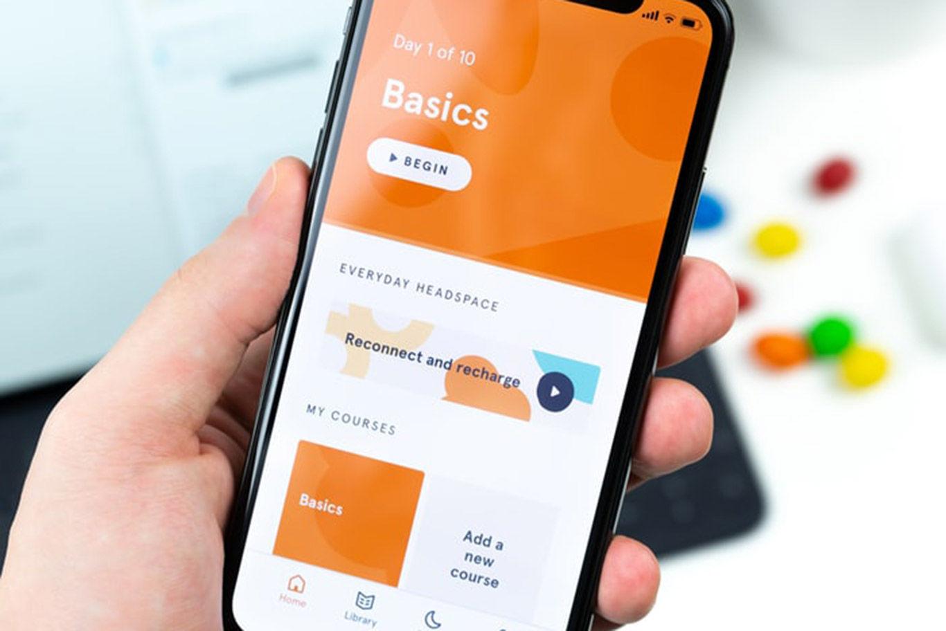 Basics iphone user