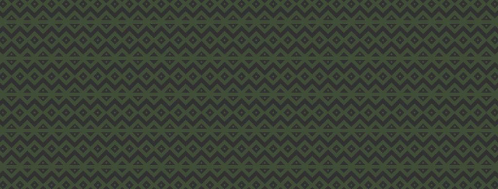 Dansaki green pattern