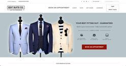 Edit Suits Website
