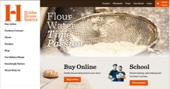 Hobbs House Bakery Website
