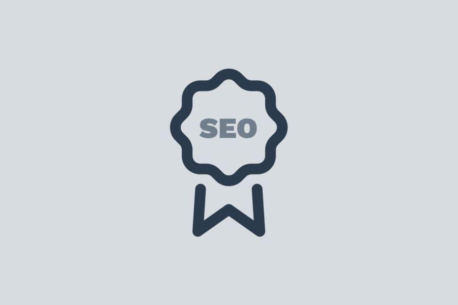 illustration of SEO ranking