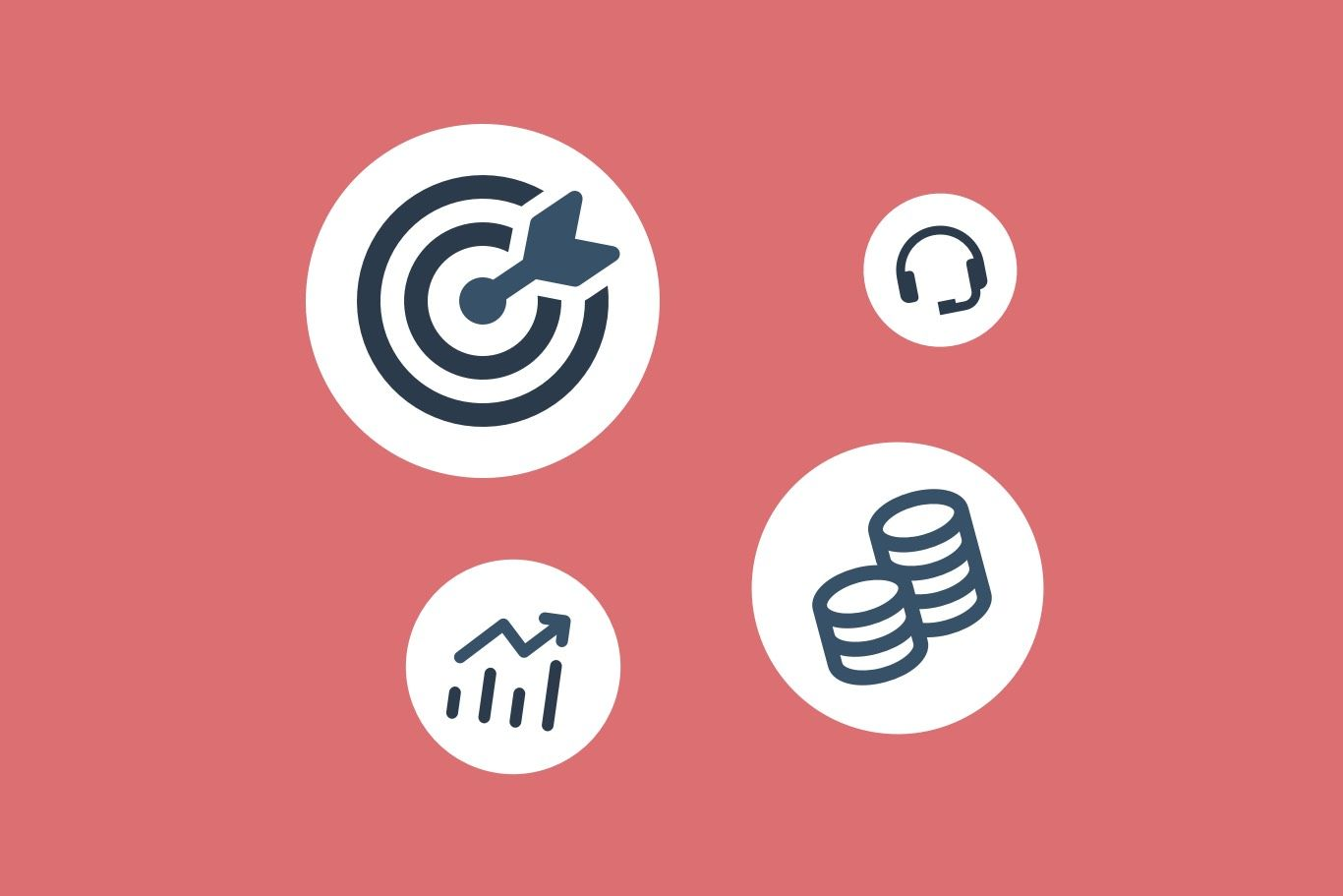 illustration of website icons
