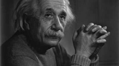 Луѓе кои имаат повисок коефициент на интелигенција од Ајнштајн