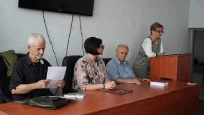 Средба на Горјан Петревски со студентите на ФОН