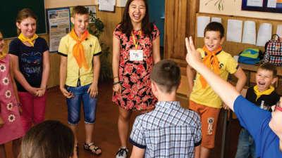 GoCamp (најголемиот образовен проект во Украина)
