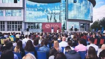 ФОН: Прв академски час за 2018-2019