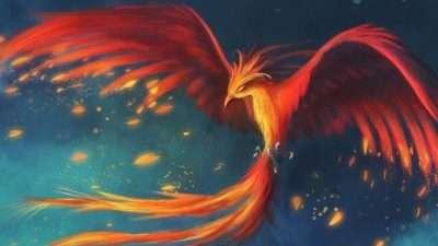Значењето на фениксот и зошто толку често луѓето го тетовираат на своите тела