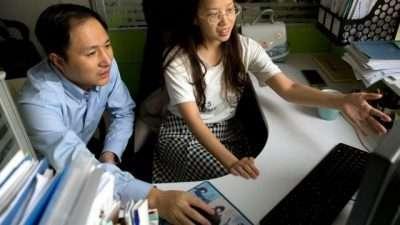 Во Кина родени првите генетски модифицирани бебиња