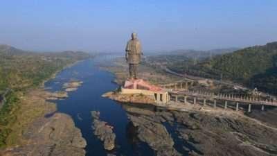 Највисоката статуа во светот се издигна во Индија