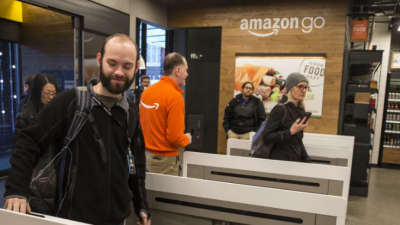 Amazon продавниците без каси и касиери стигнуваат и во Европа