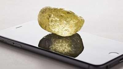 Ископан е огромен дијамант од 544 карати