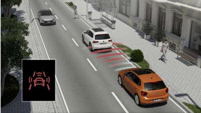 Од 2020 година сите нови автомобили ќе мора да имаат автоматско кочење
