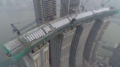 Кина гради хоризонтален облакодер Објавено