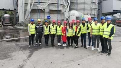 Практична настава на студентите од Безбедносно инженерство