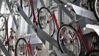 Јапонија воведе подземни паркинзи за велосипеди