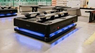 Хрватите почнаа со употреба на роботи од домашно производство