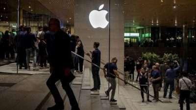 Eјпл го зголеми бројот на работни места: Речиси 2,5 милиони американци работат кај нив